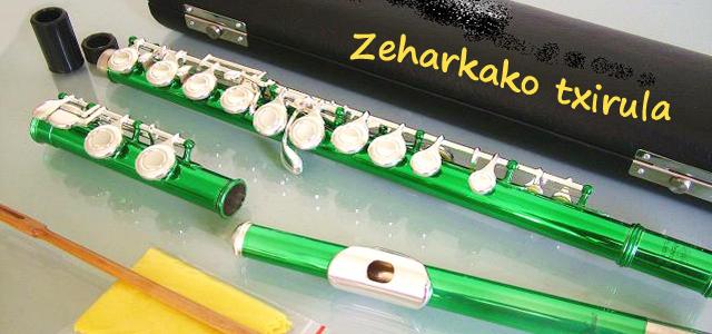 Zeharkako txirularen aurkezpena: otsailak 22 eta 25