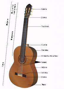 gitarra akust
