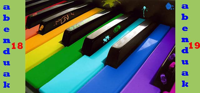 Pianoko ikasleen Entzunaldiak