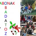 """""""GABONAK BADATOZ"""" bideoaren grabaketa"""