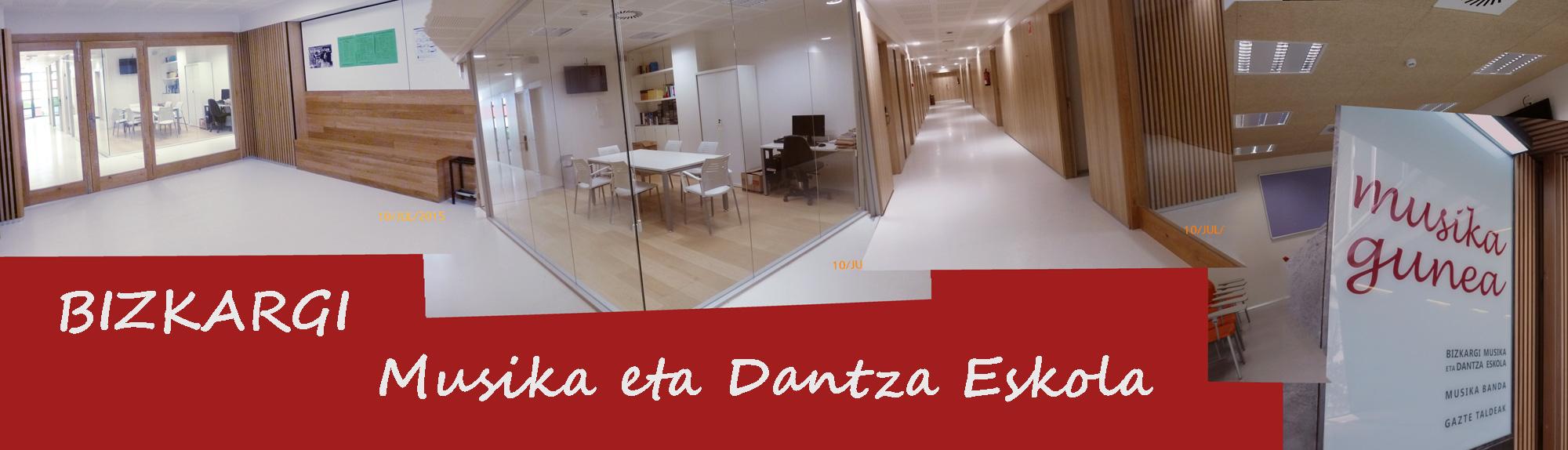 Bizkargi Musika eta Dantza Eskola